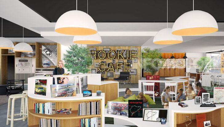 Riapre a Tokyo il Rookie Cafe di Toyota - Foto 4 di 12