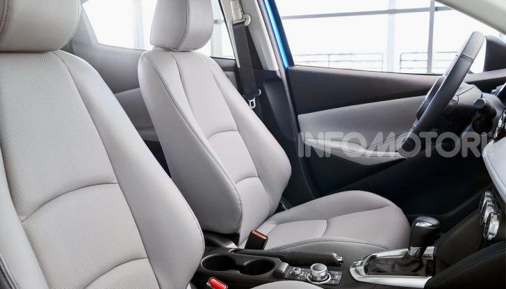 Nuova Toyota Yaris 2020, la versione Hatchback deriva da Mazda2 - Foto 10 di 10