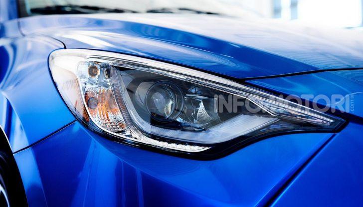 Nuova Toyota Yaris 2020, la versione Hatchback deriva da Mazda2 - Foto 6 di 10