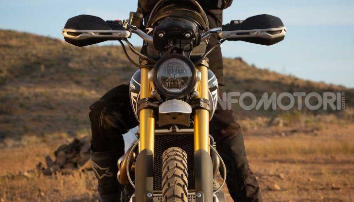 Triumph sceglie Ernie Vigil per la Norra Mexican 1000 - Foto 2 di 5