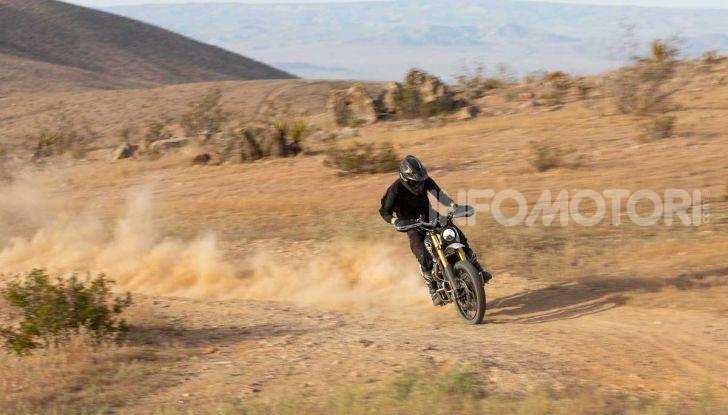 Triumph sceglie Ernie Vigil per la Norra Mexican 1000 - Foto 3 di 5
