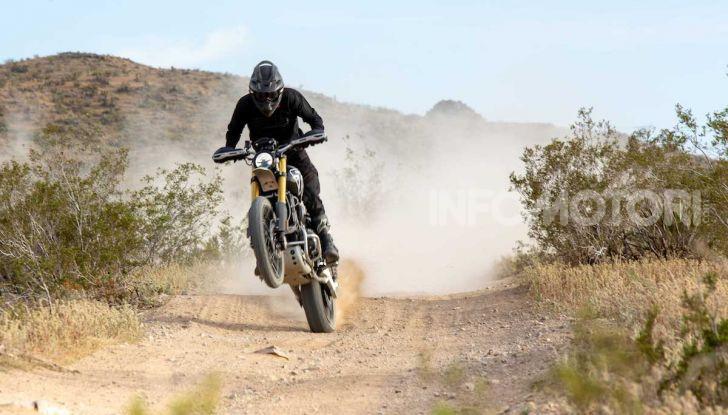 Triumph sceglie Ernie Vigil per la Norra Mexican 1000 - Foto 4 di 5