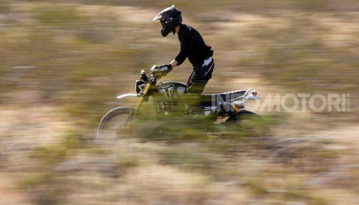 Triumph sceglie Ernie Vigil per la Norra Mexican 1000 - Foto 5 di 5