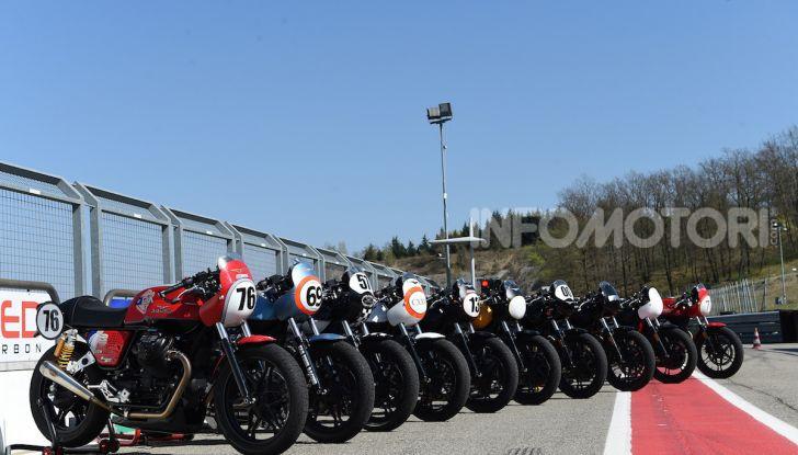 Semaforo verde per la stagione 2020 del Moto Guzzi Fast Endurance - Foto 2 di 3