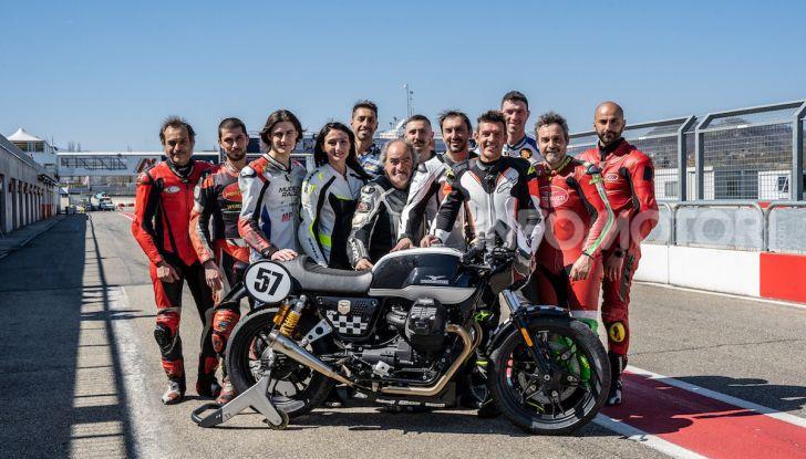 Trofeo Moto Guzzi Fast Endurance pronto all'esordio - Foto 3 di 3