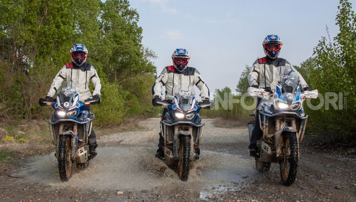True Adventure Offroad Academy 2019 Honda pronta al via - Foto 2 di 5