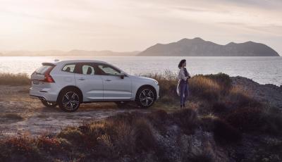 Volvo XC40: nel 2020 arriva la versione 100% elettrica