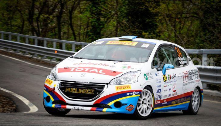 Trofeo Peugeot Competition – Nicoli sbanca sull'asfalto, Battilani re del Raceday terra - Foto 4 di 4