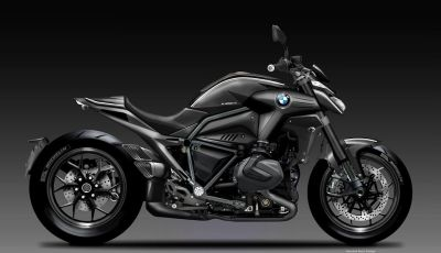 "BMW R 1250 C Blackshine: la ""all black"" firmata Obiboi"