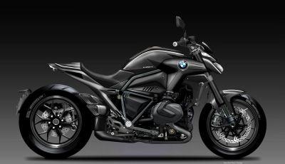 "BMW R 1250 C Blackshine: la ""all black"" firmata Obiboi"