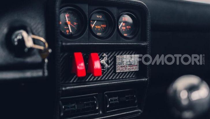 Ferrari 328, il tuning di Casil Motors - Foto 17 di 18