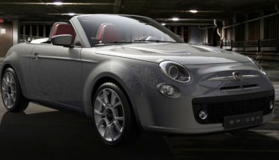 Fiat 500: arriva la versione Spider e Coupé?
