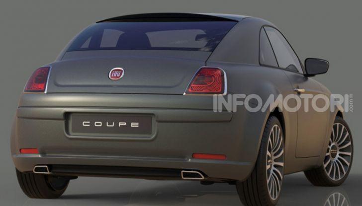 Fiat 500: arriva la versione Spider e Coupé? - Foto 2 di 4