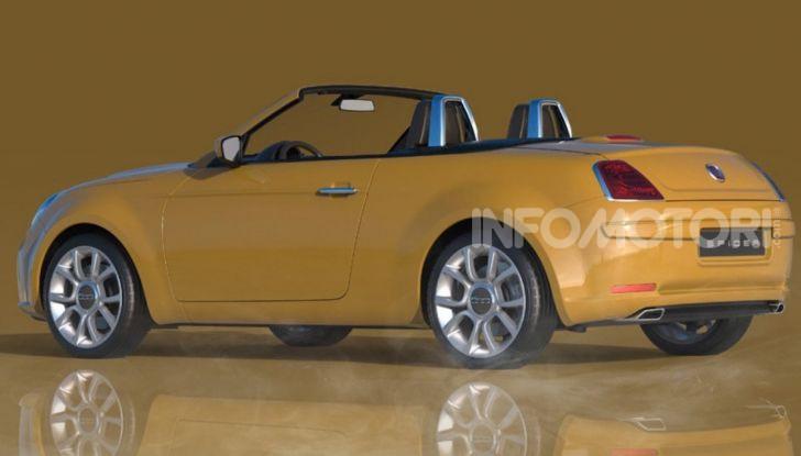 Fiat 500: arriva la versione Spider e Coupé? - Foto 4 di 4