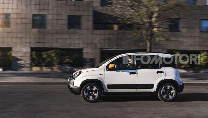 Fiat Panda Connected by Wind, la nuova serie speciale - Foto 6 di 21
