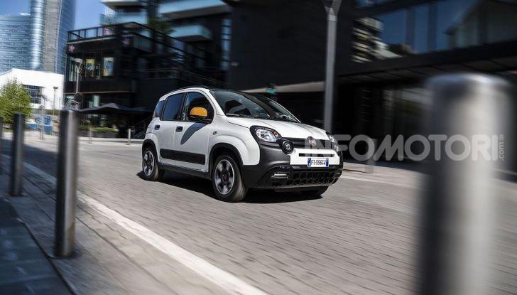 Fiat Panda Connected by Wind, la nuova serie speciale - Foto 8 di 21