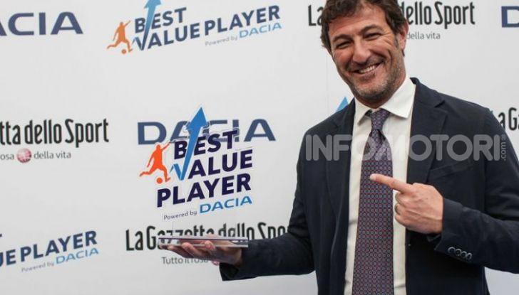 Dacia Best Value Player, premio per valorizzare i giovani calciatori - Foto 2 di 9
