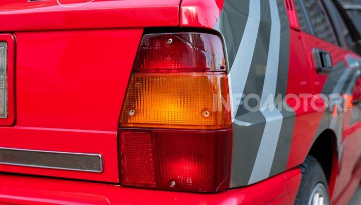 Lancia Delta Integrale 16V del 1989, la Deltona usata in vendita - Foto 14 di 27