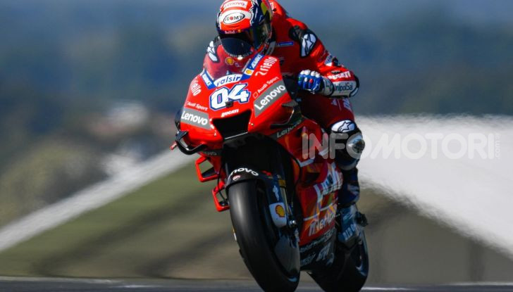 MotoGP 2019 GP di Francia, Le Mans: Vinales e la Yamaha dominano le libere del venerdì, Rossi in difficoltà - Foto 19 di 19