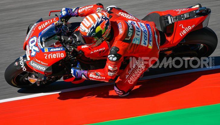 MotoGP 2019 GP d'Italia, Mugello: le dichiarazioni dei piloti - Foto 8 di 22
