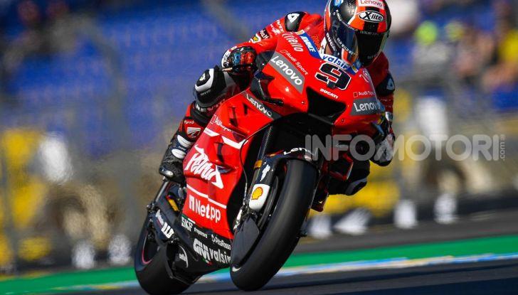 MotoGP 2019 GP di Francia, Le Mans: Marc Marquez trionfa davanti alle Ducati di Dovizioso e Petrucci, Rossi quinto - Foto 18 di 19