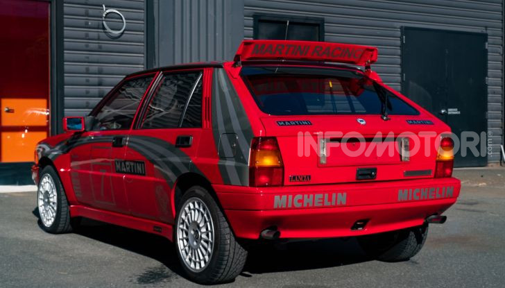 Lancia Delta Integrale 16V del 1989, la Deltona usata in vendita - Foto 19 di 27