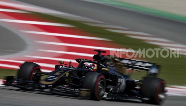 F1 2019 GP Spagna, qualifiche: Bottas il più veloce a Barcellona davanti a Hamilton, le Ferrari staccate - Foto 4 di 15