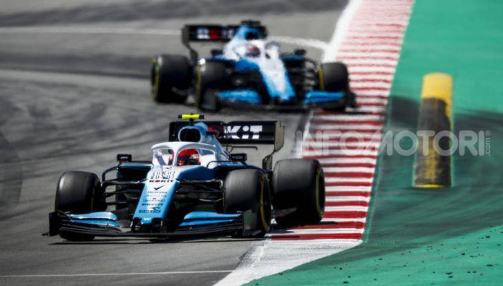F1 2019 Test Barcellona, Day 2: Mazepin e la Mercedes davanti a tutti, Fuoco terzo con la Ferrari seguito da Leclerc - Foto 11 di 20
