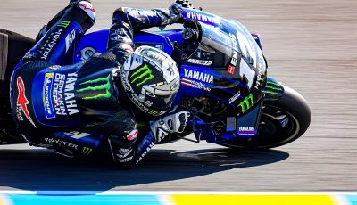 MotoGP 2019 GP di Francia, Le Mans: Vinales e la Yamaha dominano le libere del venerdì, Rossi in difficoltà