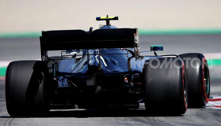 F1 2019 Test Barcellona, Day 2: Mazepin e la Mercedes davanti a tutti, Fuoco terzo con la Ferrari seguito da Leclerc - Foto 6 di 20