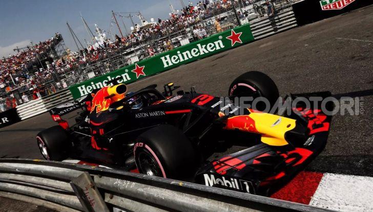 F1 2019 GP Monaco, prove libere: Mercedes in vetta con Hamilton davanti a Bottas, Vettel terzo - Foto 23 di 32
