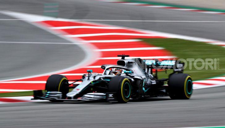 F1 2019 GP Spagna, qualifiche: Bottas il più veloce a Barcellona davanti a Hamilton, le Ferrari staccate - Foto 6 di 15