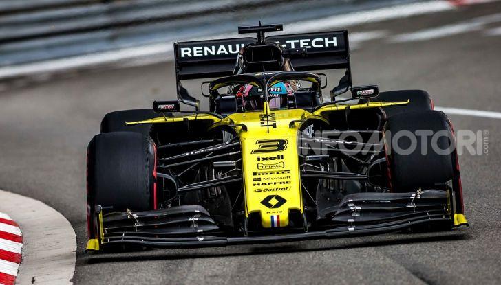 F1 2019 GP Monaco, prove libere: Mercedes in vetta con Hamilton davanti a Bottas, Vettel terzo - Foto 28 di 32