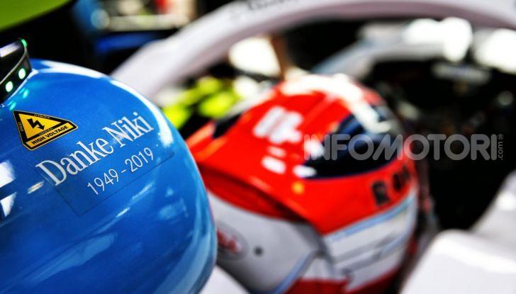 F1 2019 GP Monaco: il ricordo di Niki Lauda a Montecarlo - Foto 16 di 18