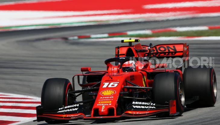 F1 2019 Test Barcellona, Day 2: Mazepin e la Mercedes davanti a tutti, Fuoco terzo con la Ferrari seguito da Leclerc - Foto 3 di 20