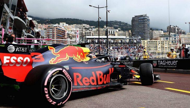 F1 2019 GP Monaco, prove libere: Mercedes in vetta con Hamilton davanti a Bottas, Vettel terzo - Foto 25 di 32