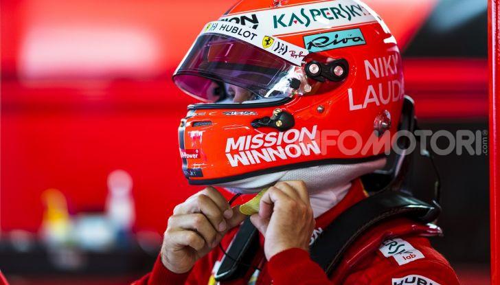 F1 2019: Sebastian Vettel prossimo al ritiro a fine stagione? - Foto 2 di 10