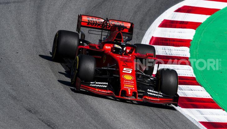 F1 2019: Vettel contro Leclerc, divorzio in vista in Ferrari? - Foto 4 di 10