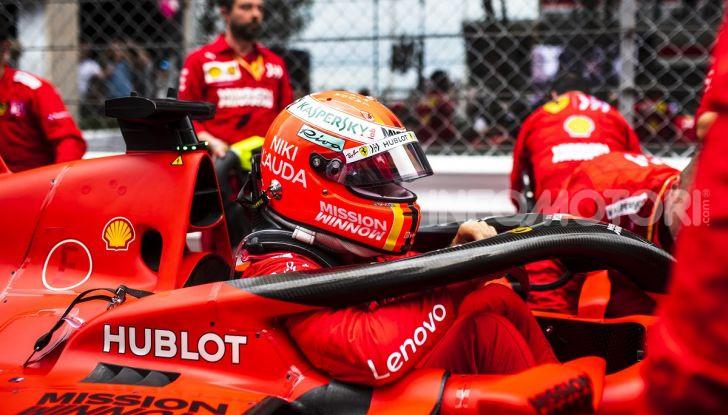 F1 2019: Sebastian Vettel prossimo al ritiro a fine stagione? - Foto 8 di 10
