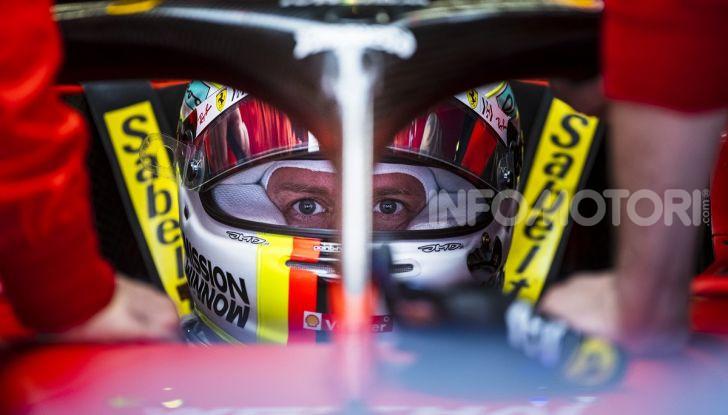 F1 2019: Vettel contro Leclerc, divorzio in vista in Ferrari? - Foto 9 di 10