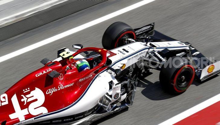 F1 2019 GP Monaco, prove libere: Mercedes in vetta con Hamilton davanti a Bottas, Vettel terzo - Foto 32 di 32