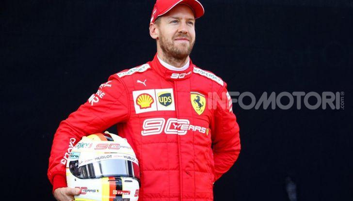 F1 2019: Sebastian Vettel prossimo al ritiro a fine stagione? - Foto 10 di 10