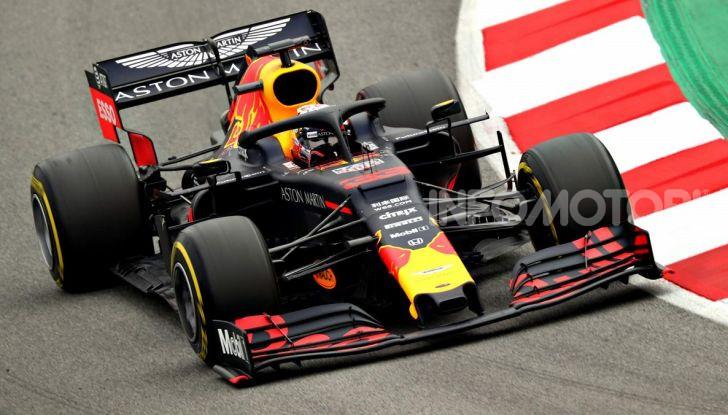 F1 2019 Test Barcellona, Day 2: Mazepin e la Mercedes davanti a tutti, Fuoco terzo con la Ferrari seguito da Leclerc - Foto 7 di 20