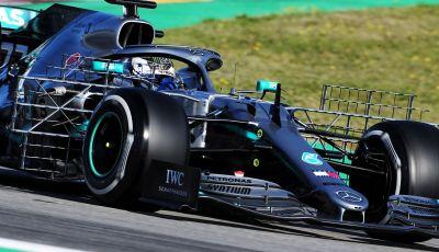 F1 2019 Test Barcellona, Day 1: Bottas e la Mercedes al top davanti a Leclerc e Kvyat