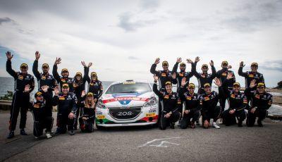Trofeo Peugeot Competition 2019: raggiunti i 100 iscritti!
