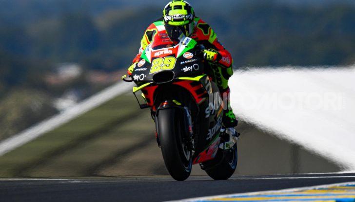 MotoGP 2019 GP di Francia, Le Mans: Marc Marquez trionfa davanti alle Ducati di Dovizioso e Petrucci, Rossi quinto - Foto 17 di 19