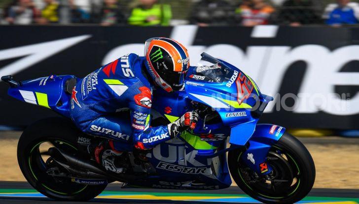 MotoGP 2019 GP di Francia, Le Mans: Vinales e la Yamaha dominano le libere del venerdì, Rossi in difficoltà - Foto 15 di 19