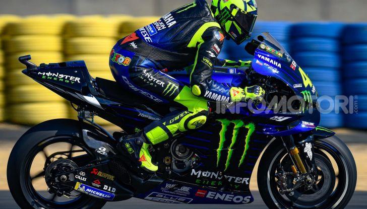 MotoGP 2019 GP di Francia, Le Mans: Vinales e la Yamaha dominano le libere del venerdì, Rossi in difficoltà - Foto 14 di 19