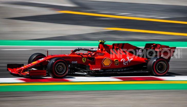 F1 2019 GP Spagna, prove libere: Bottas e la Mercedes al comando, le Ferrari inseguono - Foto 7 di 15