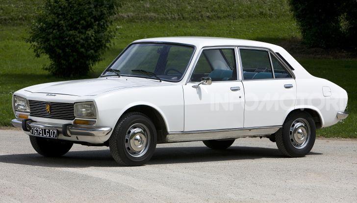 50 anni fa, Peugeot 504 eletta Auto dell'Anno. La 3008 l'ultima leonessa a vincerlo - Foto 2 di 4